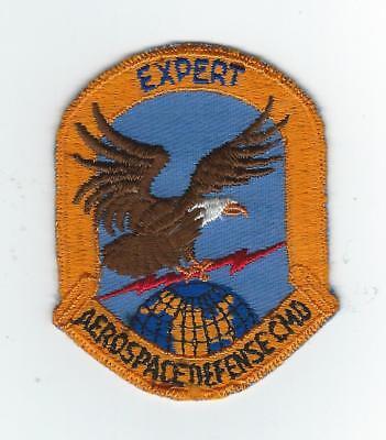 1970S Aerospace Defense Command Expert  2 Patch