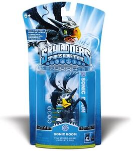 SONIC BOOM SERIES 1 Skylanders Spyro's Adventure NEW SEALED Giants Swap Force