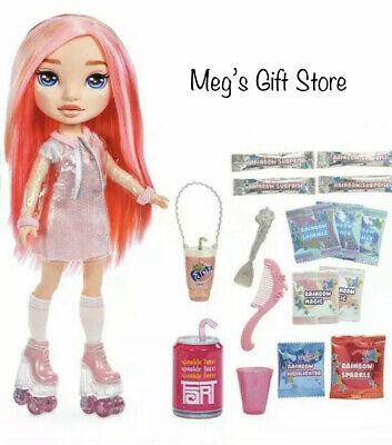 SEALED Poopsie Rainbow Surprise Pixie Rose Doll 20 Slime Surprises Slime Doll