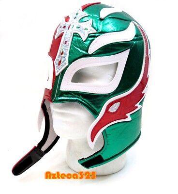 Rey Mysterio Adult Lucha Libre Wrestling Mask - EL Tri Mexico