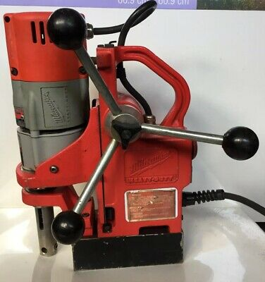 Milwaukee Magnetic Drill Press - Used- Model 4270-20 Electromagnetic Drill Press