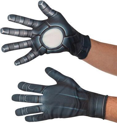 Captain America Handschuhe (Captain America Bürgerkrieg War Machine Erwachsene Handschuhe Marvel Comics)