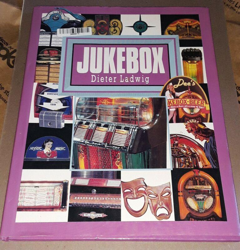 Jukebox book by Dieter Ladwig