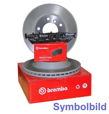 BREMBO Bremsensatz VA für PEUGEOT 807,EXPERT; CITROEN C8,JUMPY; LANCIA PHEDRA - Experte 7 Stück Set