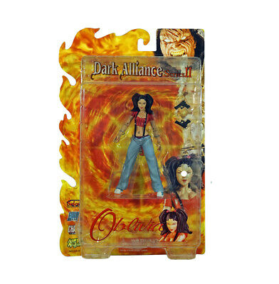 Dark Alliance Series II OBLIVIA Action Figure NEW & FREE US SHIP ~ Chaos Diamond