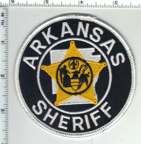 Statewide Sheriff (Arkansas) 2nd Issue Shoulder Patch