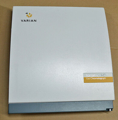 New Varian Bruker 450-gc Gas Chromatograph Main Door Assembly Spare Part