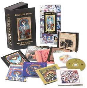 Grateful Dead: The Golden Road 1965-1973 12 CD Box Set