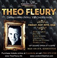 VIP Only Events Theo Fleury