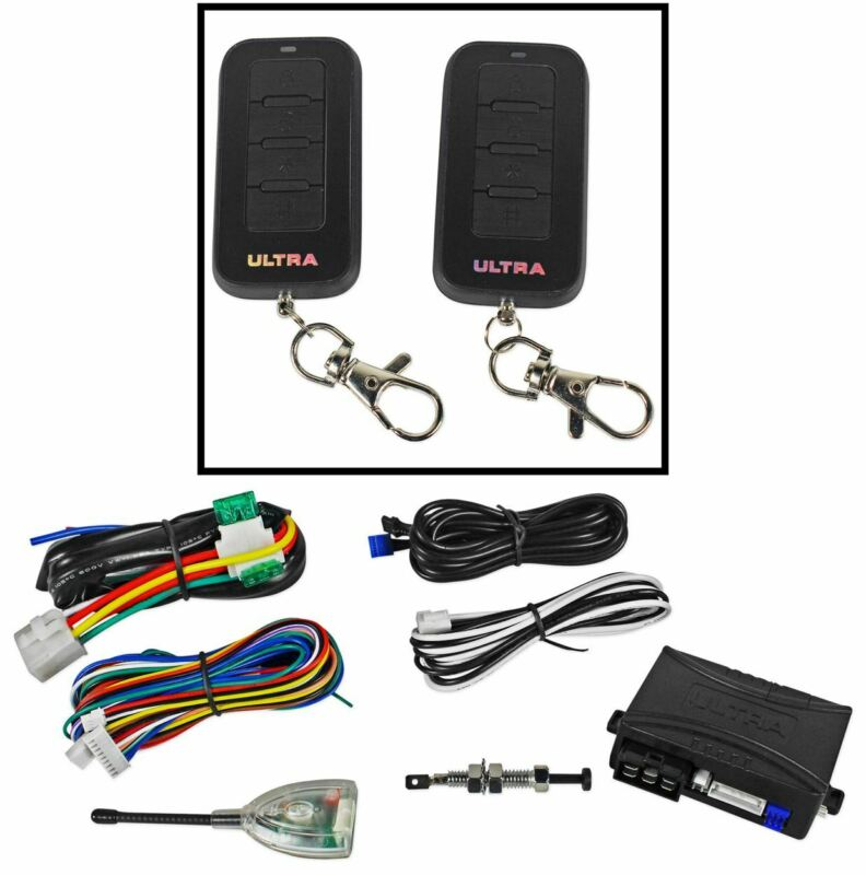 Ultrastart U1272-PRO Remote Start Keyless Entry Combo 2800 Ft Range