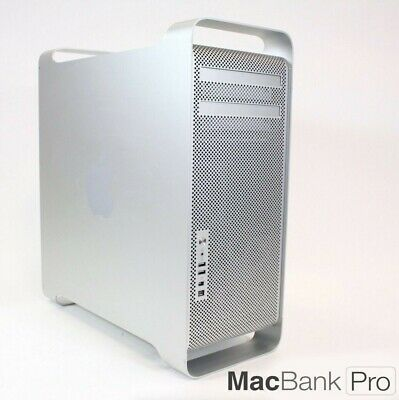 Apple Mac Pro 1,1 (2006) 2.66Ghz 8 Core 32GB RAM 240GB SSD 1TB HDD (B)