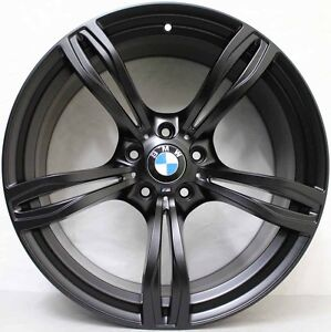 19 inch  Aftermarket BMW M5 2013 MODEL  Wheels TO FIT ,5,6& 7 SERIES IN BLACK