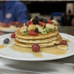 Breakfast cook needed with experience