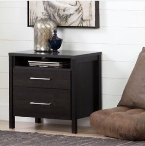 NEW South Shore Furniture  Gravity Nightstand $60