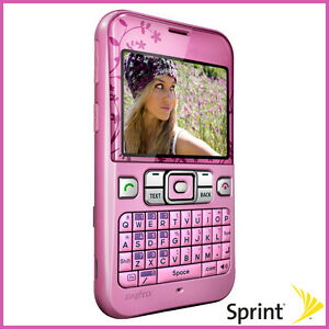 New Sanyo SCP 2700 - Impulsive pink (Sprint) Cellular Phone