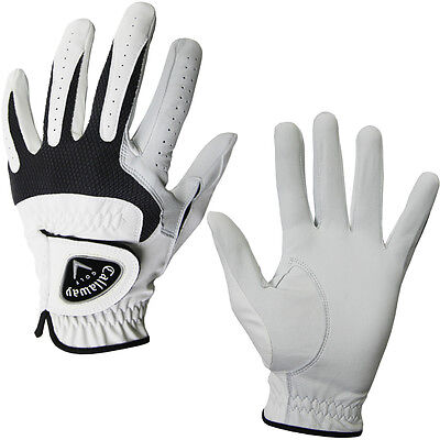Callaway Tech Series Golf Gloves (3-Pack) Men's RH Cadet Medium-Large on Rummage