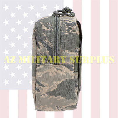 US MILITARY UTILITY POUCH - AKA DITTY BAG - ACU MOLLE II MUST HAVE FOR YOUR PACK