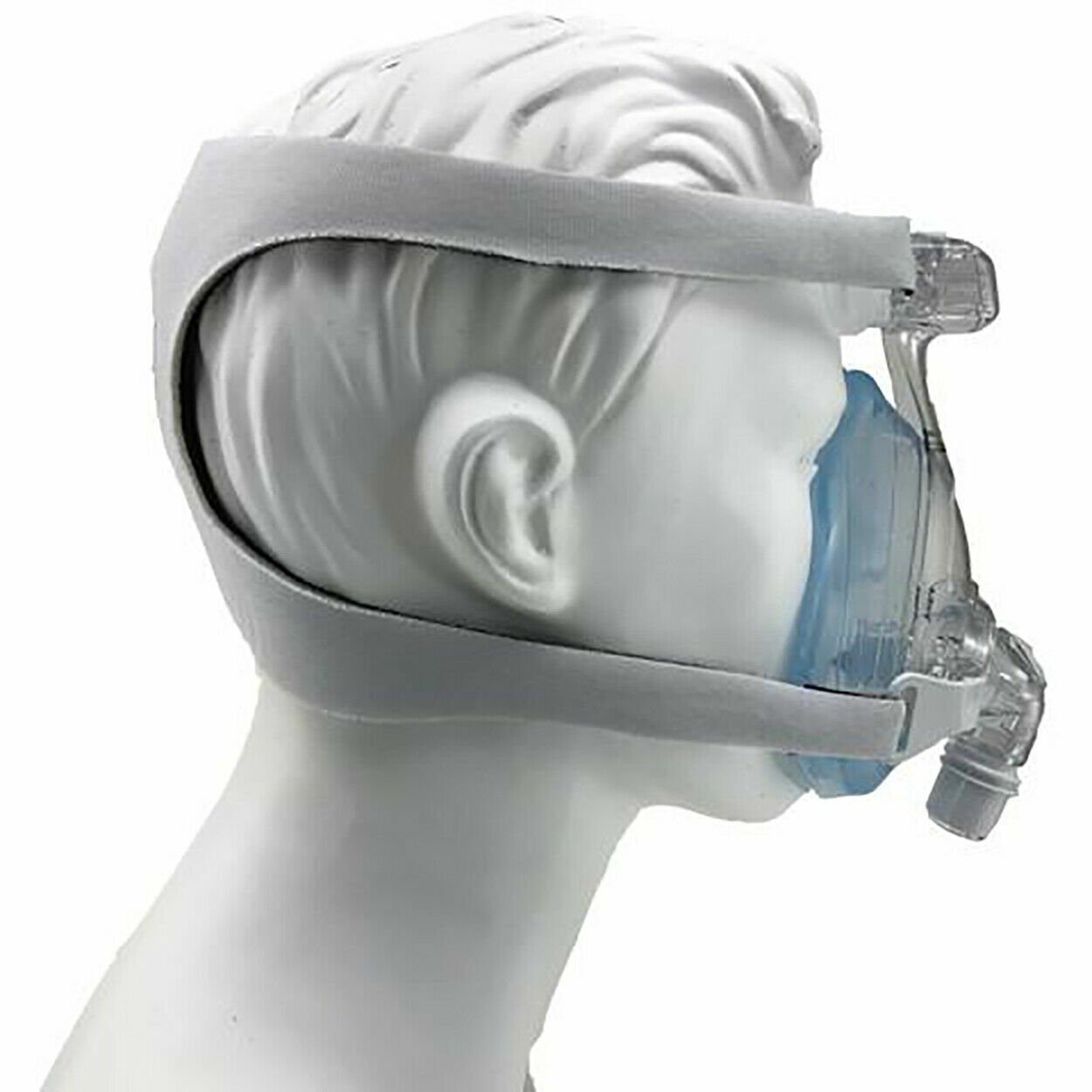 Universal CPAP HEADGEAR Replaces Respironics, ResMed Straps