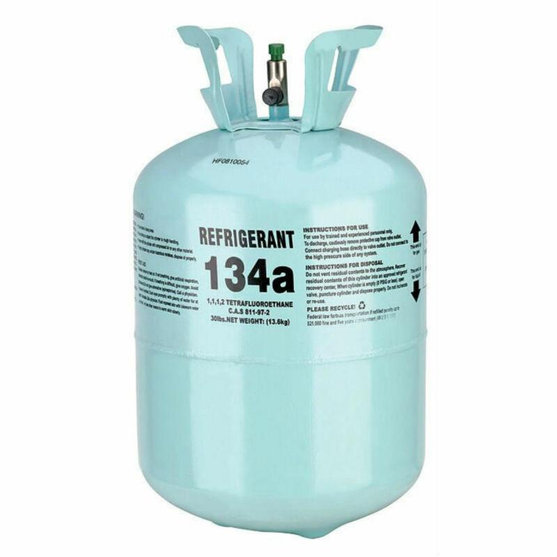 R134A R-134A Refrigerant 30 lb Cylinder Jug