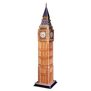 Big Ben London England 3D Jigsaw Puzzle Decorative Model Monument Building 47pcs