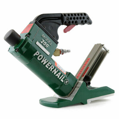 Powernail Model 200w 20-gauge Hardwood Flooring Nailer Uses E Cleats
