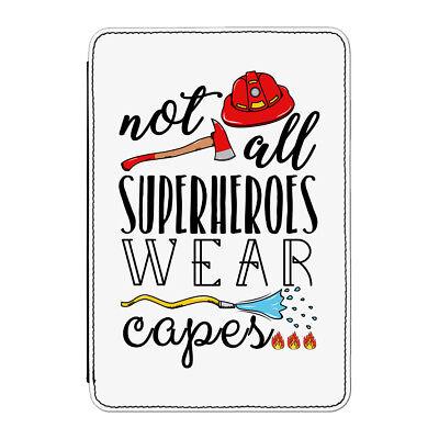 le Superhelden Capes Schutzhülle für Ipad Mini 4 Fireman (Super-helden-capes)