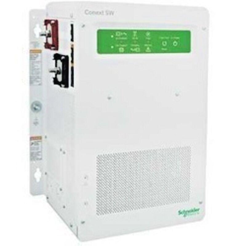 Schneider, Conext, Sw 4024, Inverter/charger, 120/240 Vac