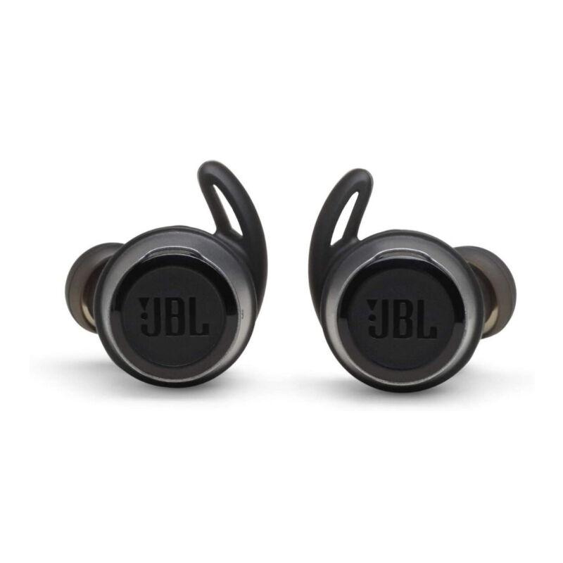 JBL Reflect Flow Truly Wireless Sport In-Ear Headphones (Black)
