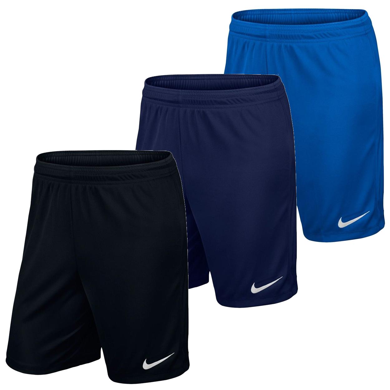 Nike Park II Knit Herren Shorts Sporthose Fußballshorts Dri-FIT Fitness Training