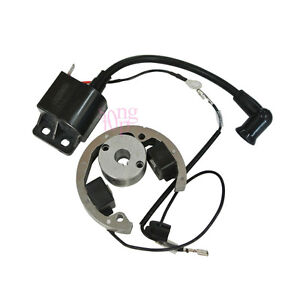 Stator Rotor Flywheel Ignition Coil Fit KTM 50 SX Senior Mini Adventure