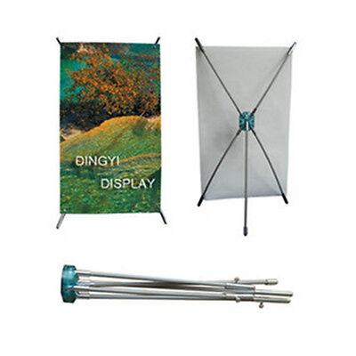 """Retractable A4 Mini  Banner Stand 8.3/"""" Wide 12/"""" Tall Roll Up Display"""