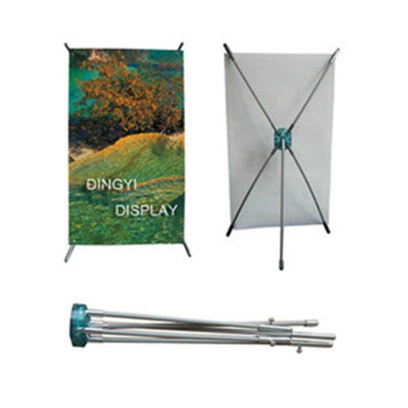 "Mini X Table Top Banner Stand 11""x17"" INCLUDES BANNER"