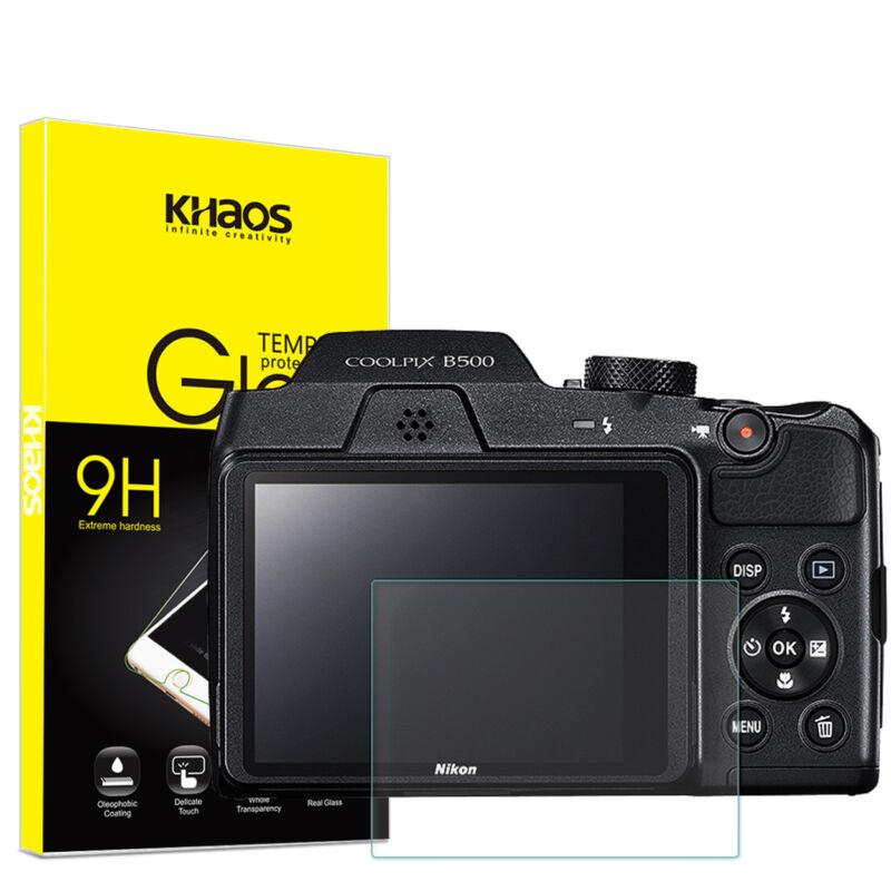 Khaos For Nikon B500  Tempered Glass Screen Protector