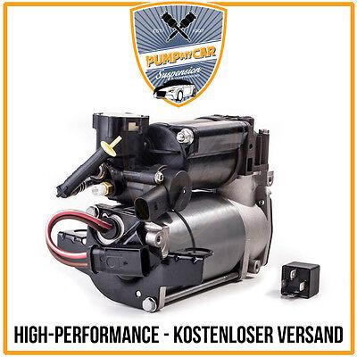 Mercedes E Klasse W211 S211 Luftfederung Kompressor