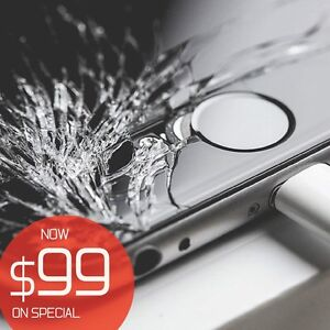 $99 iPhone 6 screen replacement - 1 year warranty Brisbane City Brisbane North West Preview