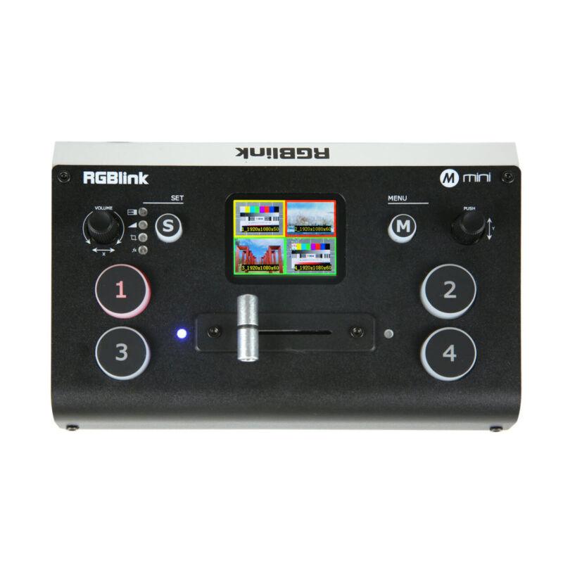RGBlink Mini Streaming Switcher