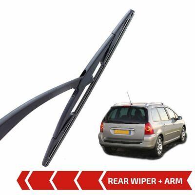 Peugeot 807 MPV Bosch H Range Rear Window Windscreen Wiper Blade