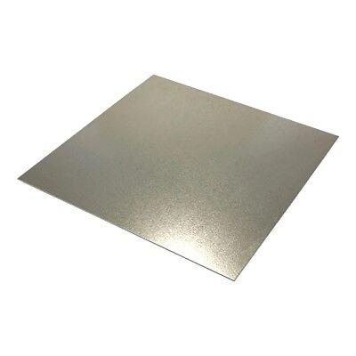 Galvanized Steel Sheet Metal 24ga. 6x 12 Quantity 4