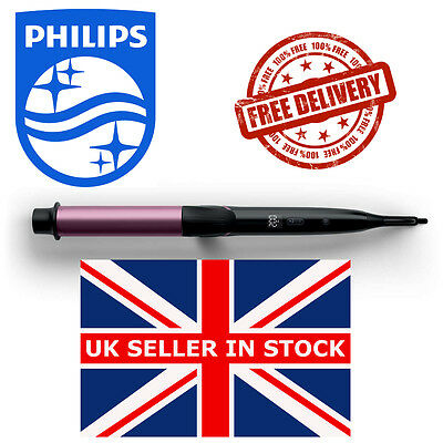 NEW Philips BHB868/00 PROFESSIONAL Curler! Best for Women! Auto-off! top