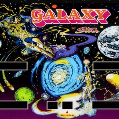 Galaxy Complete LED Lighting Kit custom SUPER BRIGHT PINBALL LED KIT