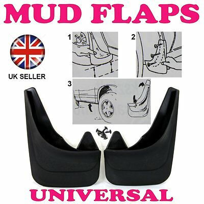 1R RUBBER MOULDED MUDFLAPS 2 MUD FLAPS FRONT FOR BMW 3 SERIES E30 M3 E36 E46 NEW