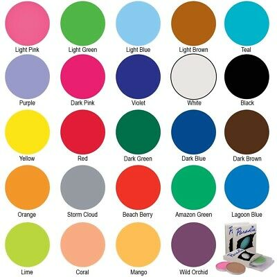 Mehron Paradise Makeup AQ Face & Body Paint 40 g Professiona
