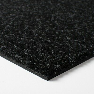 Commercial Carpet Tiles   Black   Retail - Office   Heavy Use   Only £10.80/m²