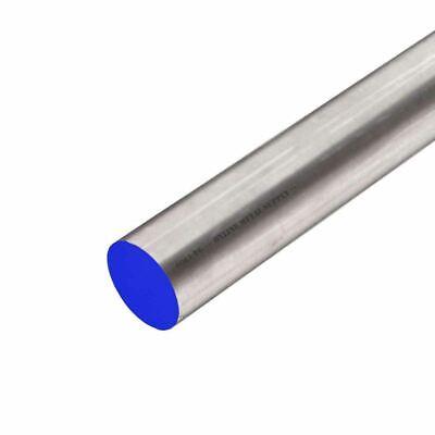 6061-t6511 Aluminum Round Rod 2.000 2 Inch X 12 Inches