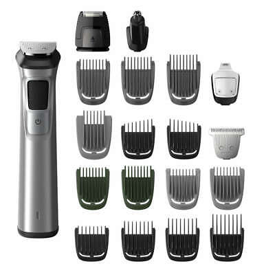 Philips Norelco Multigroom Trimmer MG7790/40 Hair Clipper BeardHead Body Trimmer