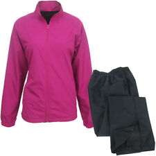 Forrester Women's Packable Breathable Waterproof Golf Rain Suit, Brand NEW