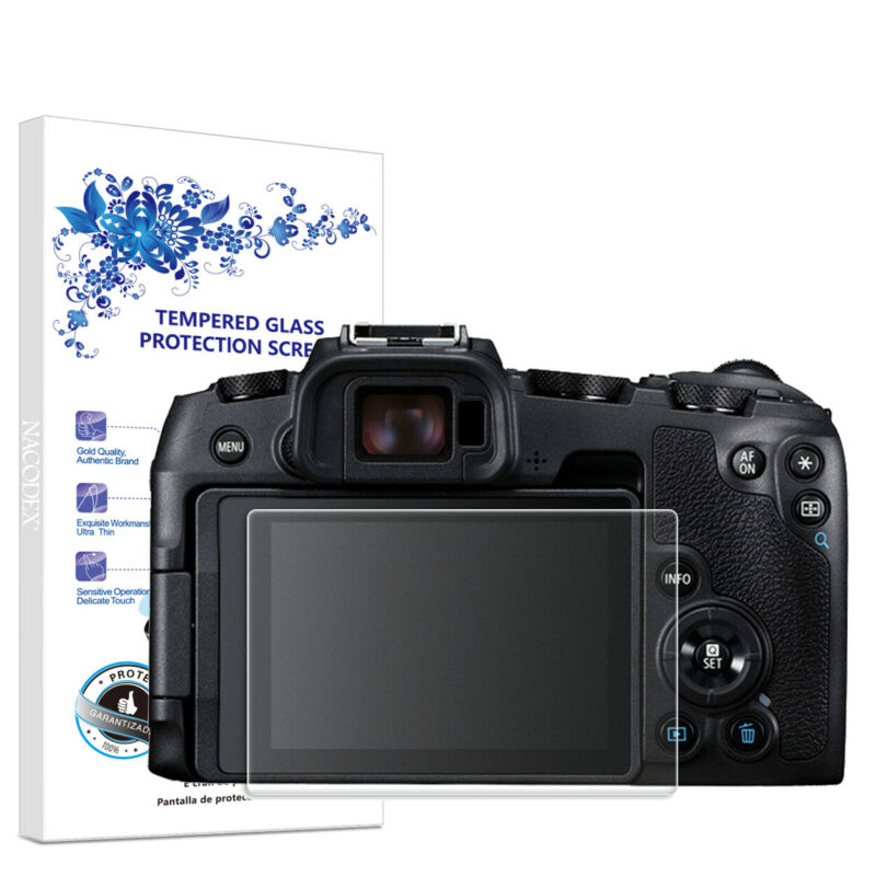 For Canon EOS RP Tempered Glass Screen Protector