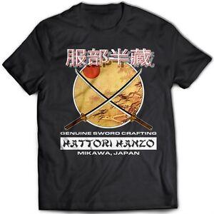 9164-Hattori-Hanzo-T-Shirt-Kill-Bill-Swords-Crafting-Pulp-Fiction-Death-Proof