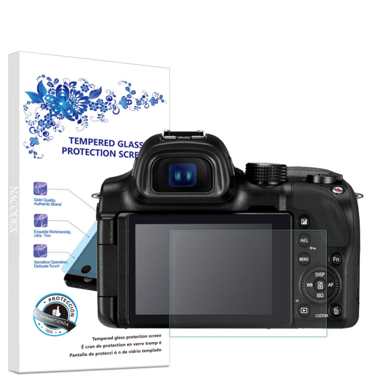 For SAMSUNG NX30 NX500 Tempered Glass Screen Protector