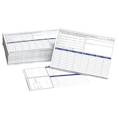 100 Stk Patienten Karteikarten Praxiskarten Patientenkarten Therapie Arzt Praxis